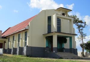 Pike United Church