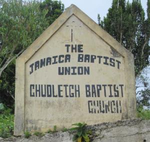 Chudleigh Baptist