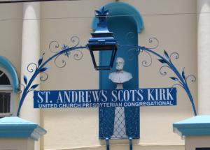 St Andrew's Scots Kirk 2