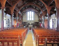 St Paul's inside