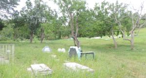 Castleton Burial Ground