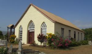 St Stephen's, Nain