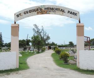 St George's Memorial Pk
