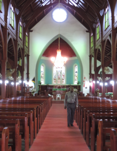 St George's, Sav 1