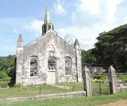 St Thomas Angl, Stewart Town 2