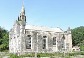 St Thomas Angl, Stewart Town