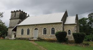 St Matthew's, Trelawny