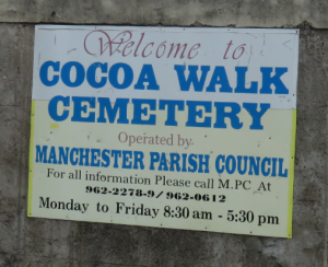Cocoa Walk Cemetery
