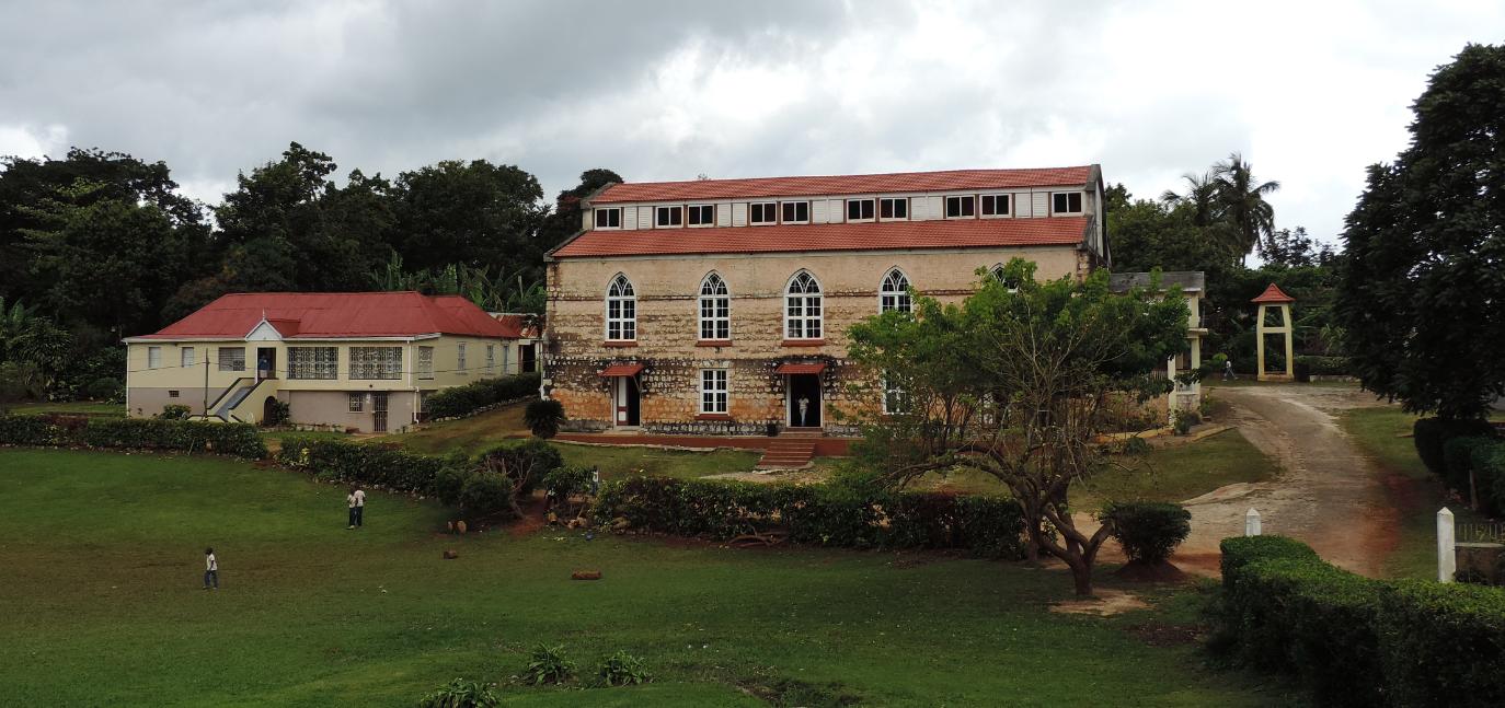 Brown\'s Town Tabernacle, Brown\'s Town, St Ann   Jamaican Ancestral ...