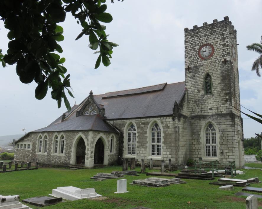 St Mary's Parish Church, Port Maria, St Mary | Jamaican ...