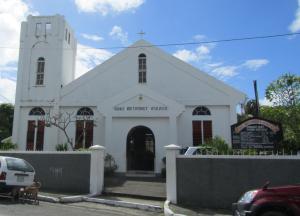 Coke Methodist, Morant Bay 1