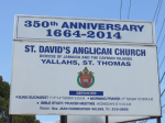 St David's Angl, Yallahs 1